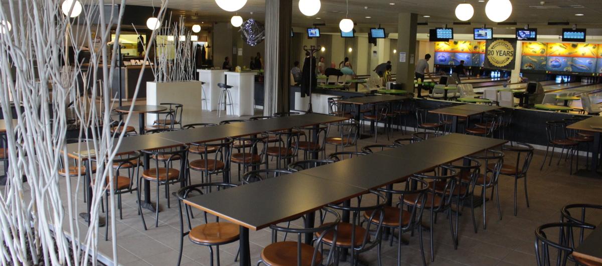 Feestzaal - Sportcentrum Kanaal Beringen
